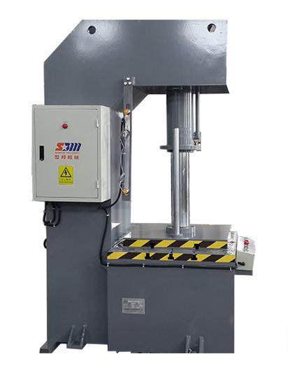 100TC型单臂液压机