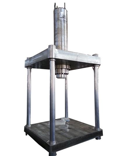 500T四柱液压机